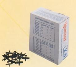 Distanziatori per piastrelle a xt mm 2 3 conf 1000 pz - Distanziatori per piastrelle ...