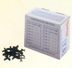 Distanziatori per piastrelle mm 2 3 a t conf 200 pz - Distanziatori per piastrelle ...