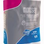 MONOSEY ADESIVO POLVERE  GRIGIO KG 25 Monocomponente
